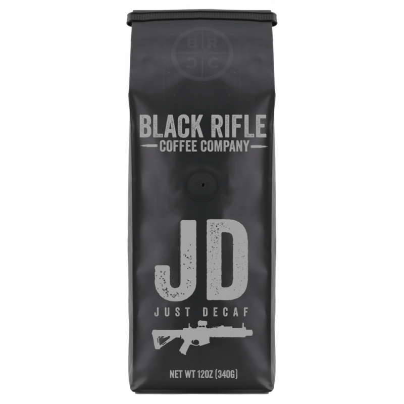 Café Black Rifle Coffee Just Decaf Roast