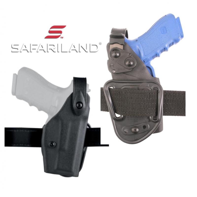 Holster Safariland SLS 6287 Noir STX Tactical