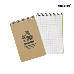 Modestone NOTEPAD Military Tan 96 x 148mm