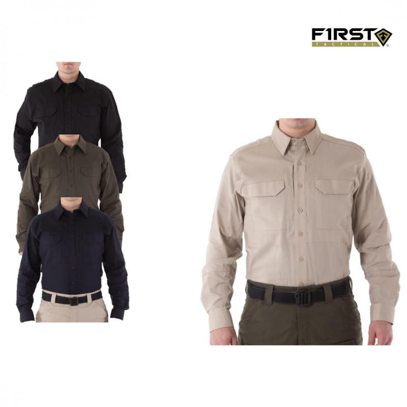 Chemise Manches Longues Tactical V2