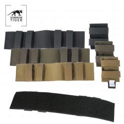 Support Velcro TT sur système Molle