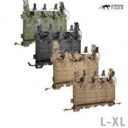 Panneau Frontale Molle LASERCUT avec 4 Porte-Chargeurs