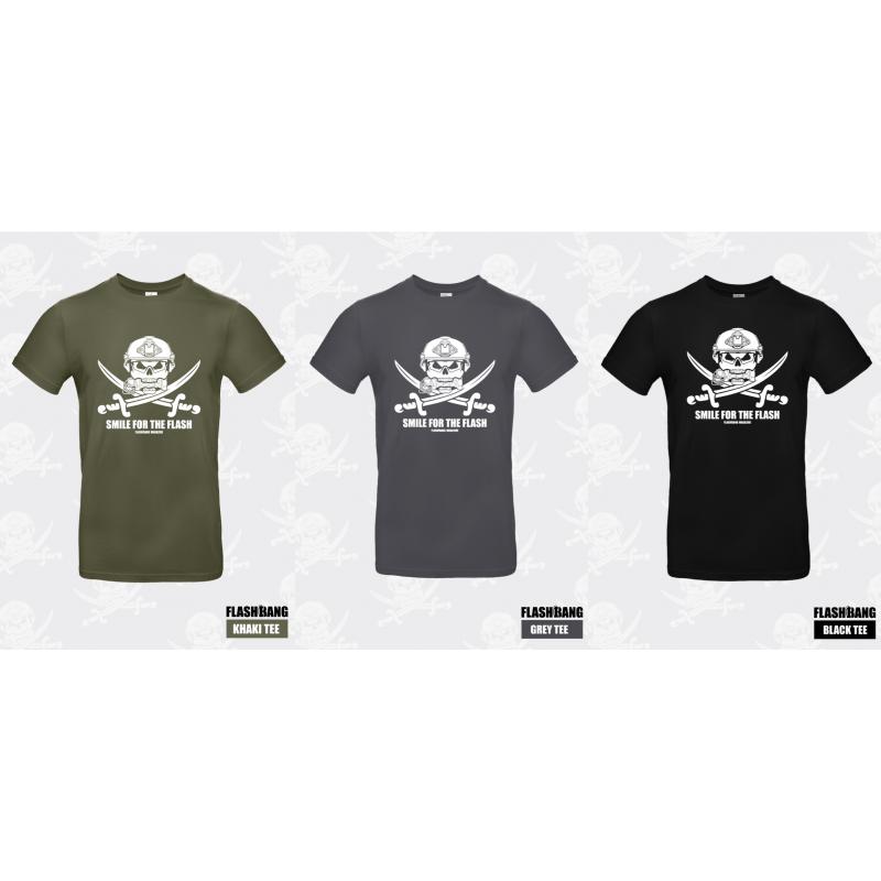 Tee Shirt FLASHBANG Pirate
