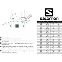 Chaussures Salomon QUEST 4D FORCES 2 Coyote