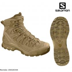 Chaussures Salomon QUEST 4D GTX FORCES 2 Coyote Coyote
