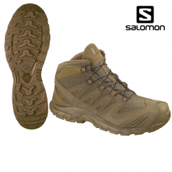 Chaussures SALOMON XA Forces Mid Coyote
