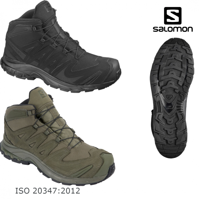 Chaussures SALOMON XA FORCES MID EN