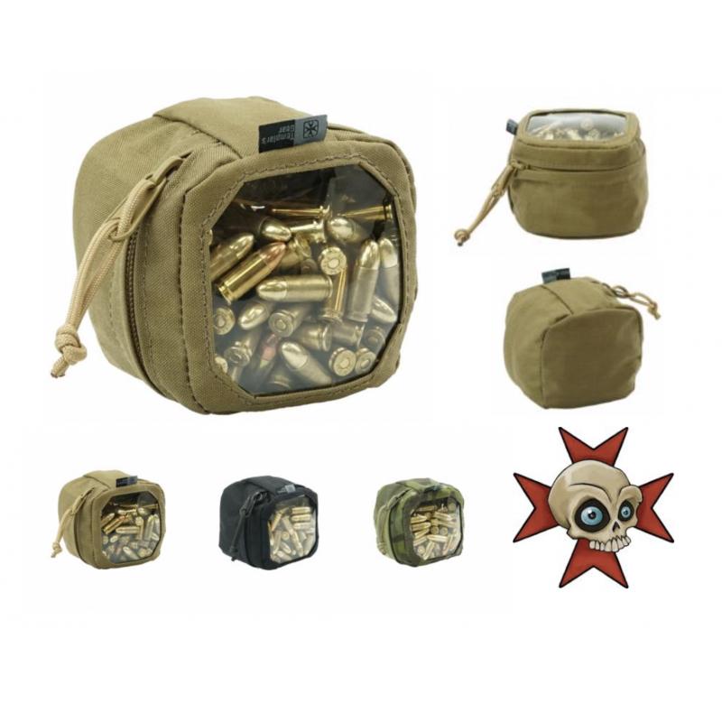 Poche pour munition en vrac