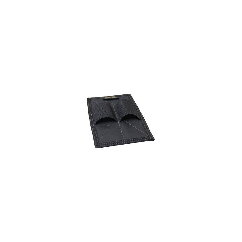 Maxpedition support velcro Double magasin Noir