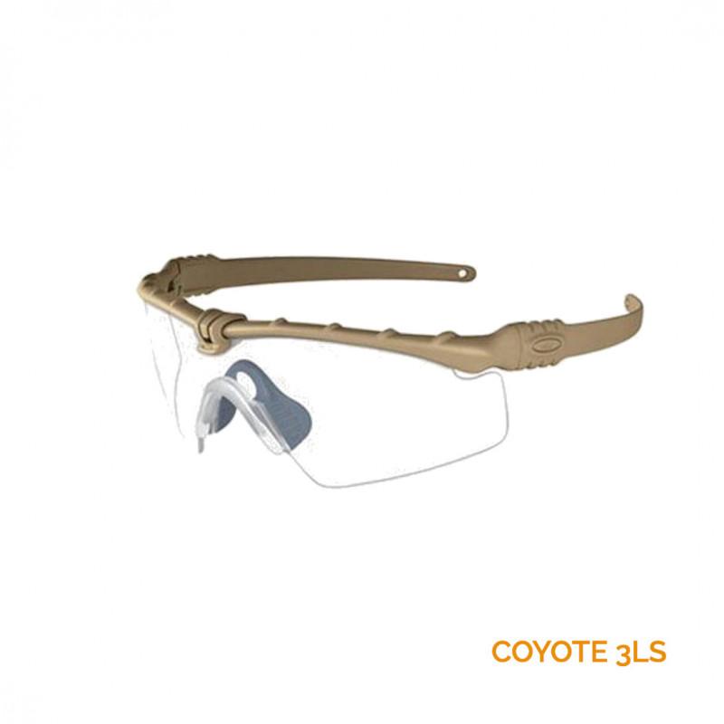 Lunettes SI Ballistic M Fram 3.0 Coyote 3LS