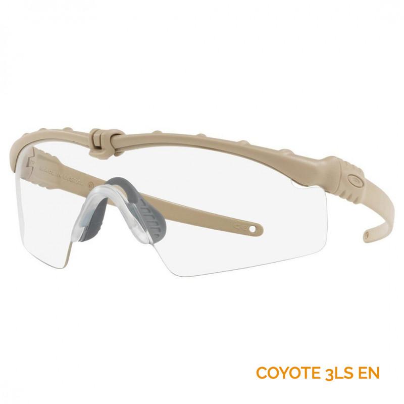 Lunettes SI Ballistic M Fram 3.0 Coyote 3LS EN