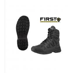 """First Tactical Men's 7"""" Operator Boot Noir"""