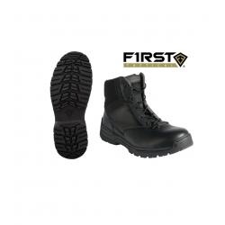 "First Tactical MEN'S 6"" SIDE ZIP DUTY BOOT"