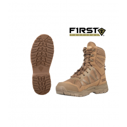 """First Tactical Men's 7"""" Operator Boot Coyote"""