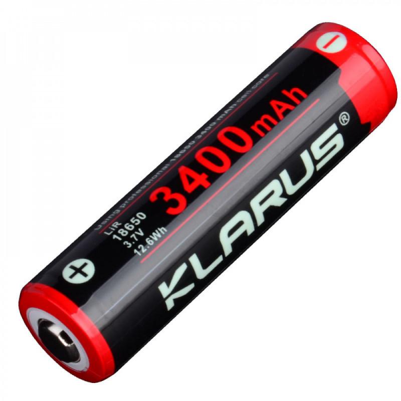 Batterie rechargeable – 3400 mAh