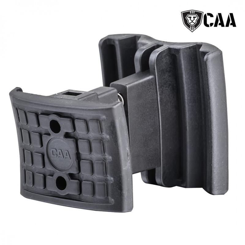 Coupleur de chargeurs métal 7,62 x 39 mm AK47 / AK74