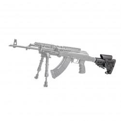 Crosse rétractable AR15