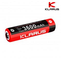 Batterie rechargeable – 3600 mAh