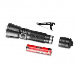 Lampe tactique rechargeable 360X3 - 3200 Lumens