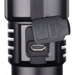 Lampe tactique rechargeable XT11S LED - 1100 lumens