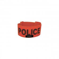 Brassard POLICE réglable