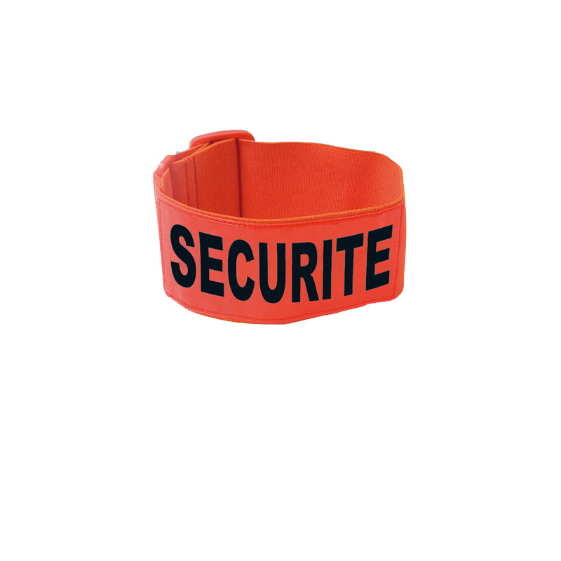 Brassard SECURITE réglable