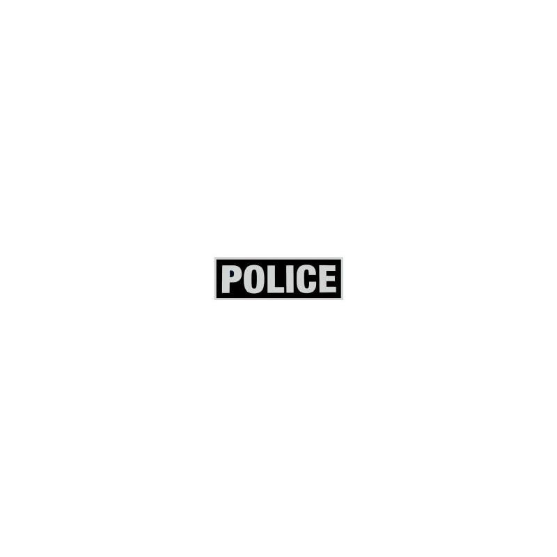 - Bandeau POLICE Rétro-réfléchissant inversé
