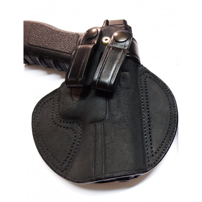 - Holster Inside FLAP BEST WAY