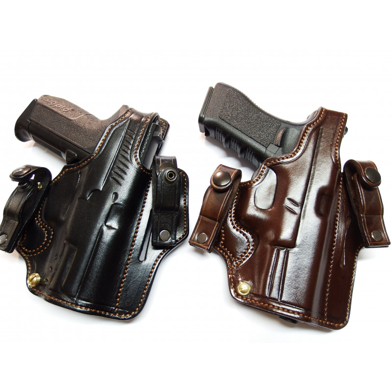 - Holster Galet Shadow Long Slide avec pattes