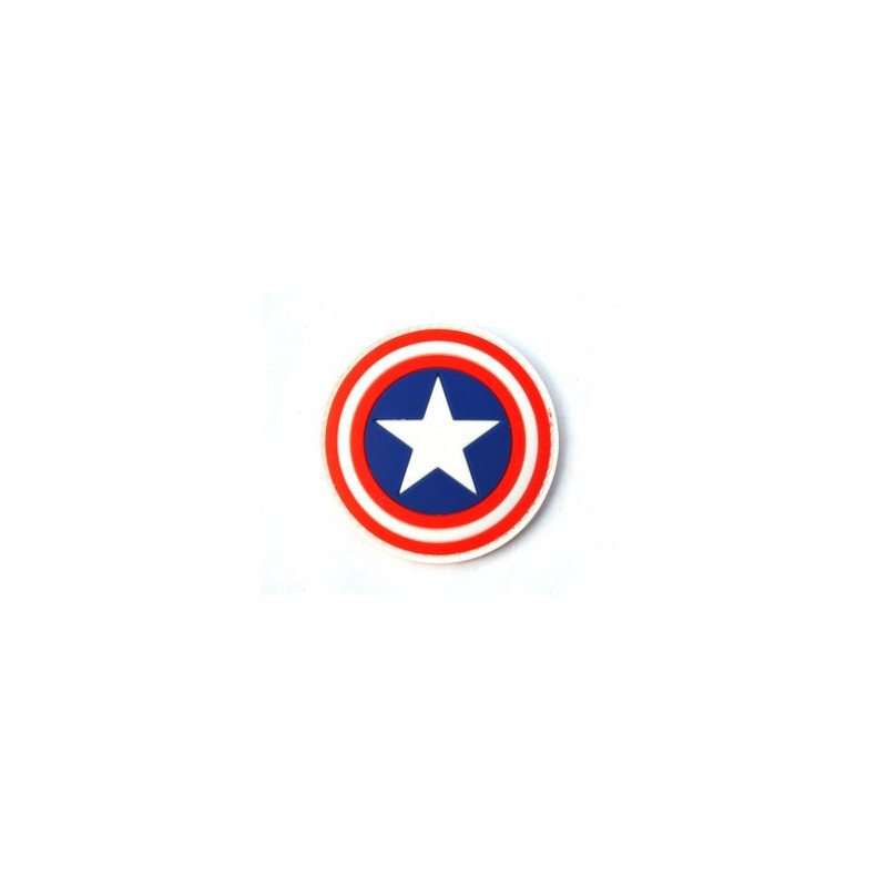 - Patch PVC Captain America