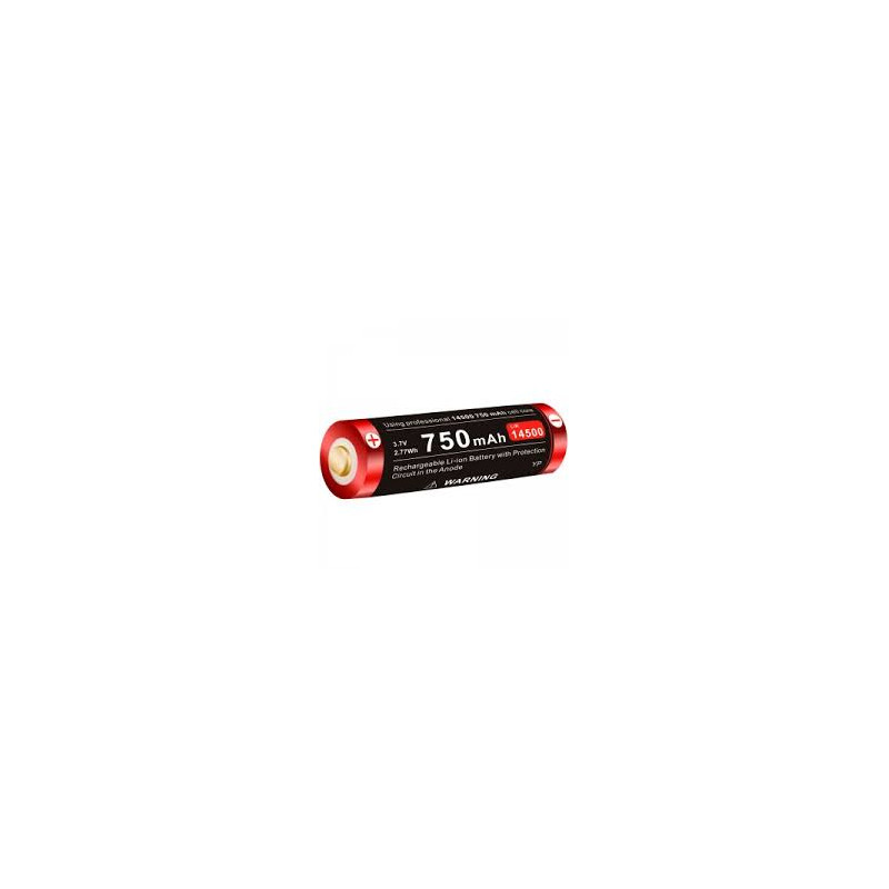 Pile Rechargeable 14500