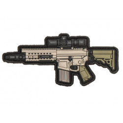 Patch PVC SR25