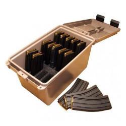 Boîte pour chargeurs Fusil