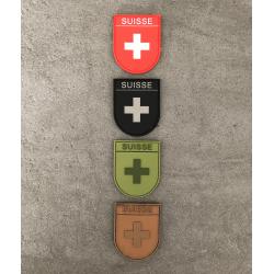 """Badge """"Suisse"""""""