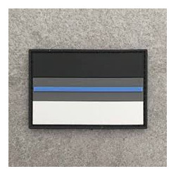 "Badge ""The Thin Blue Line Germany"""