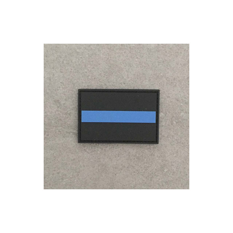 "Badge original ""The Thin Blue Line"""