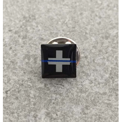"Pin's ""The Thin Blue Line Switzerland"""