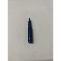 Munition Entrainement bleue .308