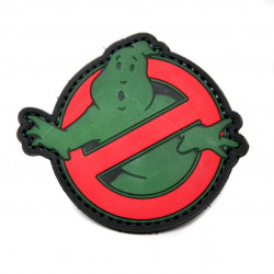 Patch PVC Ghostbuster
