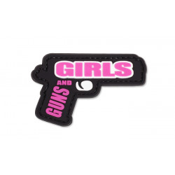 Patch PVC Guns and Girls