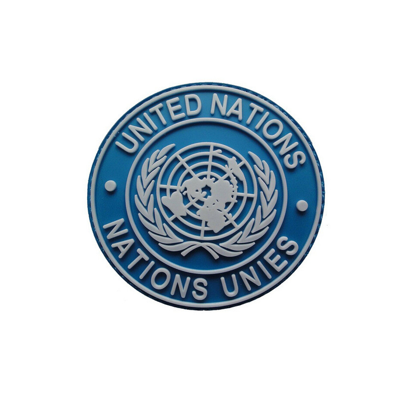 Patch PVC UNITED NATIONS