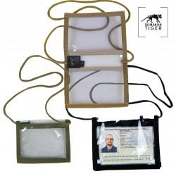 Porte Carte d'Identité de cou