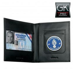 Porte Carte GK  Horizontal 2 volets