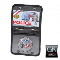 Porte carte de cou GK avec emplacement médaille