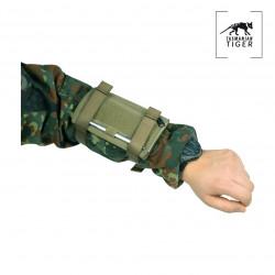 Porte carte de bras