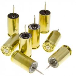 Epingles 9mm dorées