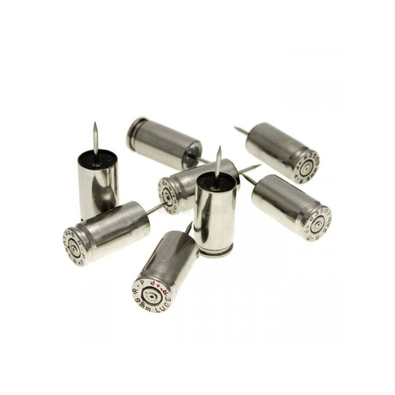 Epingles 9mm nickel