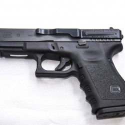 ClipDraw pour Glock 9mm, .40 cal, .357
