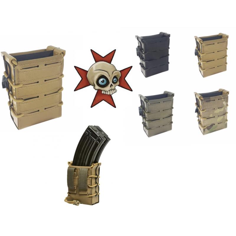 Porte chargeur FAST double pour Fusil