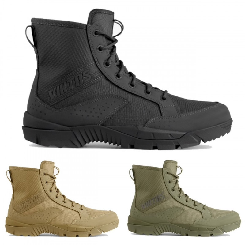 Bottes JOHNNY COMBAT Ops